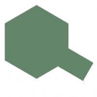упаковка игры XF-5 Flat Green (Зеленая матовая) краска акр. 10мл