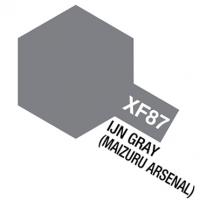 упаковка игры XF-87 IJN Gray (Maizuru A)