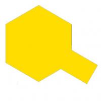 упаковка игры XF-3 Flat Yellow (Желтая матовая) краска акр. 10мл