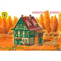 упаковка игры Миниатюра венский домик 1:120