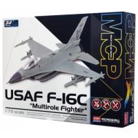 упаковка игры Самолёт USAF F-16C Multirole Fighter 1:72