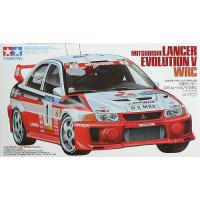 упаковка игры Lancer Evo.V WRC 1:24