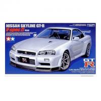упаковка игры Nissan Skyline GT-R V spec II 1:24