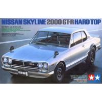 упаковка игры Nissan Skyline 2000 GT-R 1:24