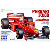 упаковка игры Ferrari F310B 1:20