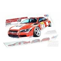 упаковка игры Mitsubishi Lancer Evo VII WRC 1:24