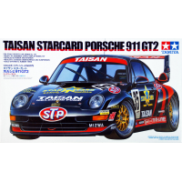 упаковка игры Taisan Porsche 911 GT2 1:24