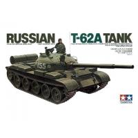 упаковка игры Советский танк Т-62А 1:35