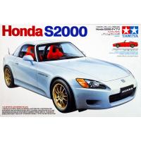 упаковка игры Honda S2000 (2001 Version) 1:24