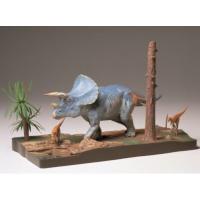 упаковка игры Triceratops diorama set (Трицератопс) 1:35