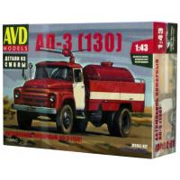 упаковка игры Автомобиль пожарный АП-3 (130) 1:43