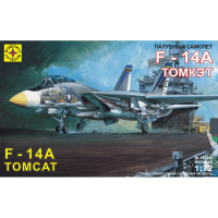 упаковка игры Самолет F-14A Томкэт 1:72