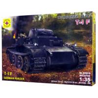 упаковка игры Немецкий танк T-I F 1:35