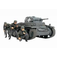 упаковка игры Танк Pz.Kpfw. Ausf.C Poland 1:35
