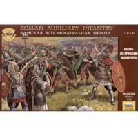 упаковка игры Римская вспомогательная пехота (I-II века) 1:72