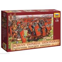 упаковка игры Легионеры Римской империи (I-II века Н.Э) 1:72