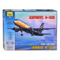 упаковка игры Аэробус А-320 1:144
