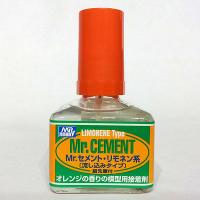 упаковка игры MC-130 клей лимонен 40мл