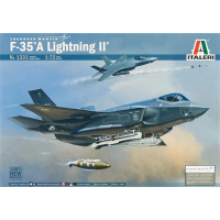 упаковка игры Самолет F-35A LIGHTNING II 1:72