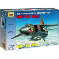 упаковка игры МиГ-23МЛД 1:72