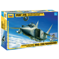 упаковка игры МиГ-31Б 1:72