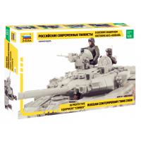 упаковка игры Современные российские танкисты в боевом защитном костюме 6Б15 Ковбой 1:35