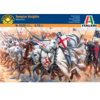 упаковка игры Средневековые рыцари тамплиеры 1:72