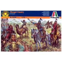 упаковка игры Монгольская кавалерия XIII век 1:72