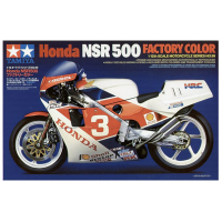 упаковка игры Honda NSR500 Factory Color 1:12