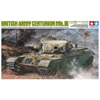 упаковка игры Танк Centurion Mk.III 1:35