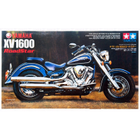 упаковка игры Yamaha XV1600 Road Star 1:12