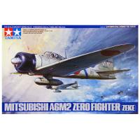 упаковка игры Самолет A6M2 Type 21 Zero Fighting 1:48