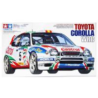 упаковка игры Toyota Corolla WRC 1:24