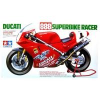 упаковка игры Мотоцикл Ducati 888 Superbike 1:12