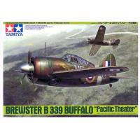 упаковка игры Самолет Buffalo Pacific Theater 1:48