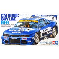 упаковка игры Calsonic Skyline GT-R (R33) 1:24