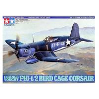 упаковка игры Самолет F4U-1/2 Corsair 1:48