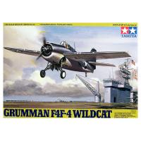 упаковка игры Самолет Grumman F4F-4 Wildcat 1:48