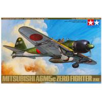 упаковка игры Самолет A6M5с Type 52 Zero Fighter 1:48