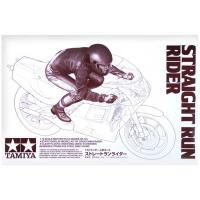 упаковка игры Мотоциклист во время гонки (Straight Run Rider) 1:12