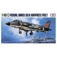 упаковка игры Самолет Hawker Sea Harrier 1:48