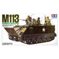 упаковка игры Американский БМП-амфибия М113 с внутренней детализацией 1:35
