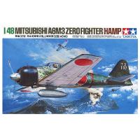 упаковка игры Самолет A6M3 Type 32 Zero Fighter (HAMP) 1:48