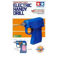 упаковка игры Электрическая ручная дрель для пластика, дерева