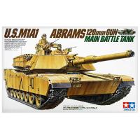 упаковка игры Танк M1A1 Abrams 1:35