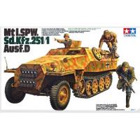 упаковка игры Бронетранспортёр Mtl. SPW Sd.Kfz.251 Ausf.D 1:35