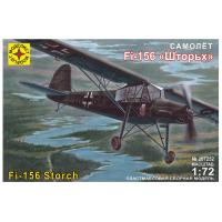 упаковка игры Fi-156 Шторьх 1:72