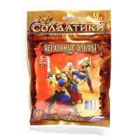 упаковка игры Набор солдатиков «Битвы фэнтези» Верховные эльфы