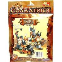 упаковка игры Набор солдатиков «Битвы фэнтези» гномы