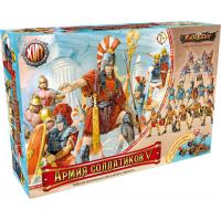 упаковка игры Армия солдатиков №5 Римляне